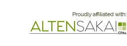 Alten Sakai Certified Public Accountants